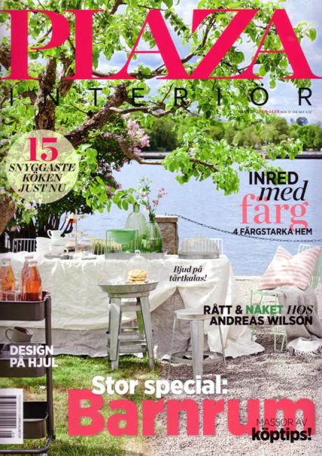 Plaza Interiör Nr 8 Cover